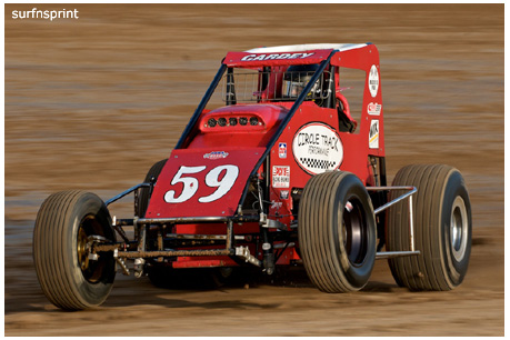 David Cardey Is Class of the Field at Victorville