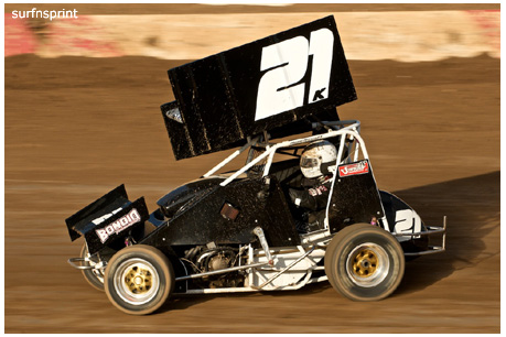 Kevin Michnowicz Wins Again In Lightning Sprints